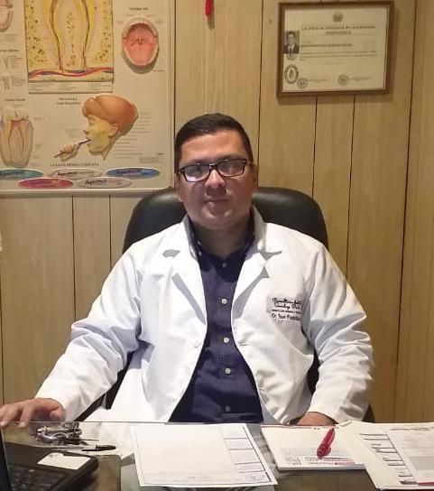 foto de Dr. Juan Francisco Sánchez Rivas