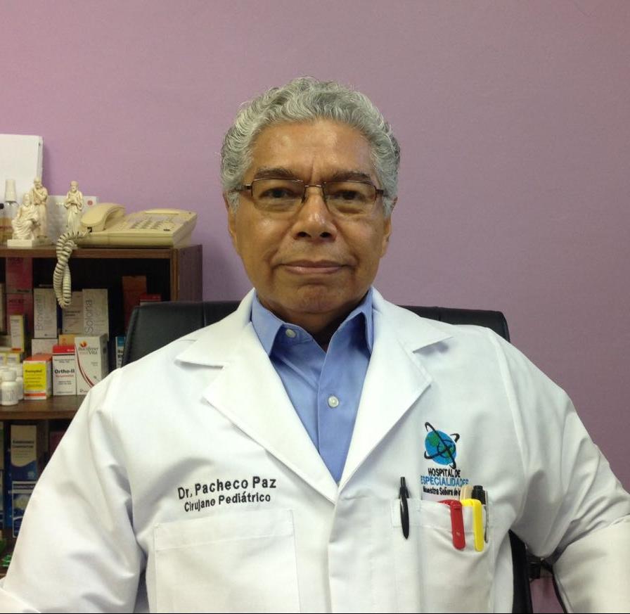 Dr. José Manuel  Pacheco Paz