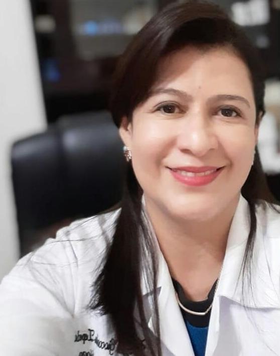 Dra. Gioconda del Socorro  Zepeda Altamirano
